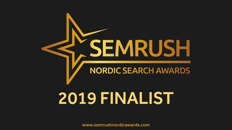 SEMrush Nordic Awards 2019