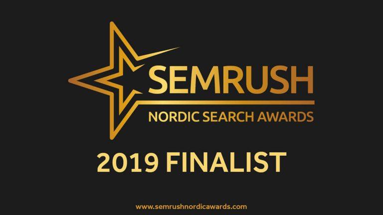 SEMrush Nordic Awards 2019
